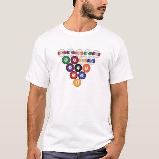 Pool Balls / Billiards: T-Shirt