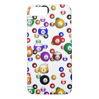 Pool Balls iPhone 7 Case
