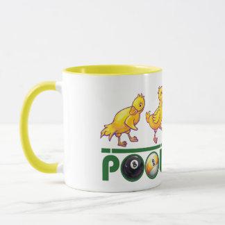 Pool Chick Mug