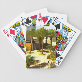 Pool Deck Bicycle Playing Cards