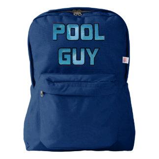 Pool Guy Backpack