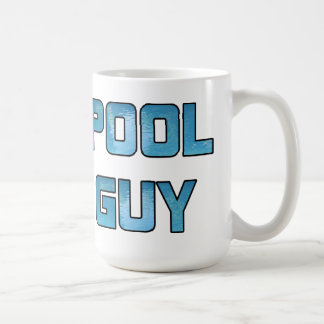 Pool Guy Coffee Mug