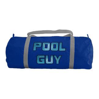 Pool Guy Gym Duffel Bag
