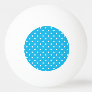 Pool Party Blue Polka Dot