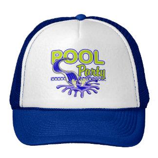 Pool Party Cap