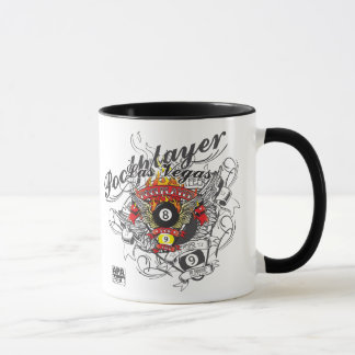 Pool Player For Life Mug