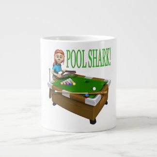 Pool Shark 2 Jumbo Mug