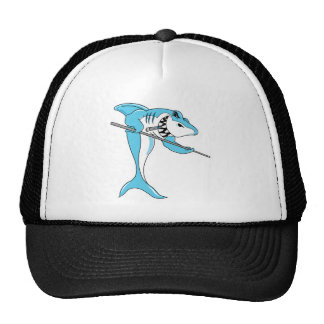pool shark cap