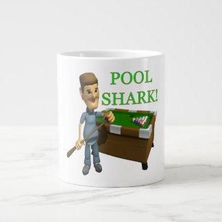Pool Shark Jumbo Mug