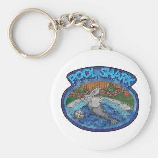 Pool Shark Key Ring