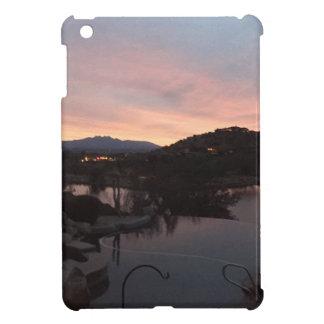 Pool Side Sunrise Case For The iPad Mini