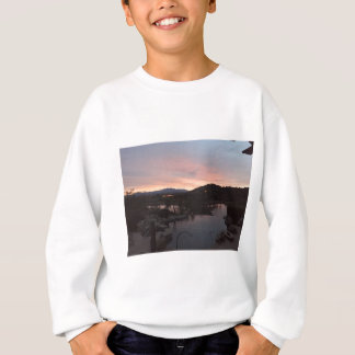 Pool Side Sunrise Sweatshirt