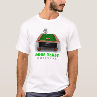 Pool Table Company T-Shirt