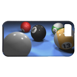 Pool Table iPhone 5 Cases