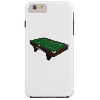 Pool Table Tough iPhone 6 Plus Case
