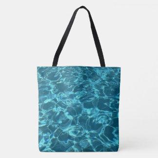 Pool tote bag - large
