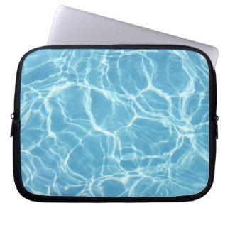 Pool Water Laptop Bag Computer Sleeve