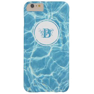 Pool Water Monogrammed iPhone 6 Plus Case