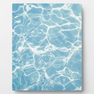 Pool Water, Pool, Swim, Summer Plaque