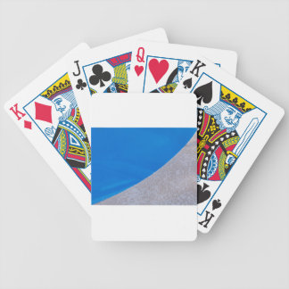 Poolside Bicycle Playing Cards