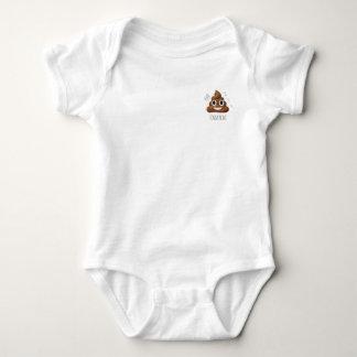 Poop Commencing Baby Jersey Bodysuit