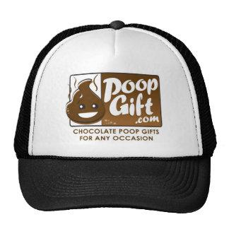 Poop Gift Logo Small Mesh Hat