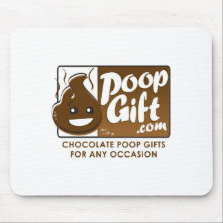 Poop Gift Logo Small Mouse Pads