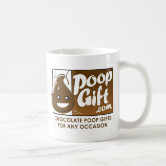 Poop Gift Logo Small Coffee Mug
