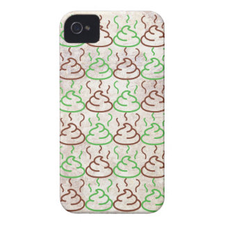 Poop iPhone 4 Case-Mate Case