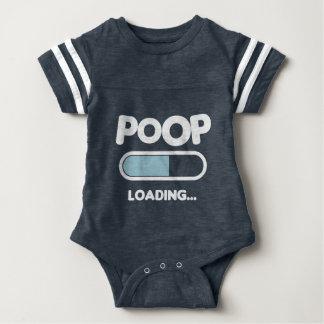 Poop Loading Baby Bodysuit