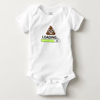 Poop Loading   Emoji T-Shirt