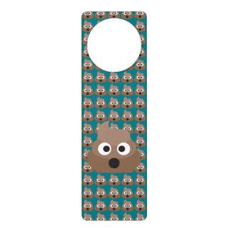 Poop Oh Emoji Door Hanger