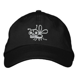 Pooping Death Moth Adjustable Hat