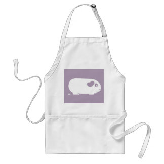 Pooping Guinea Pig Apron