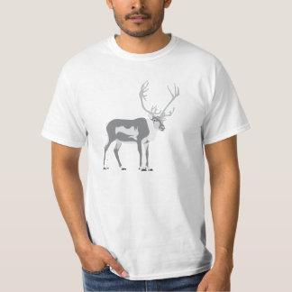 Pooping Reindeer in Lapland T-Shirt
