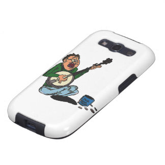 Poor Banjo Picker Galaxy S3 Covers