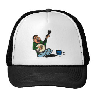 Poor Banjo Picker Hats