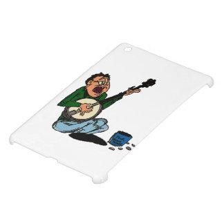 Poor Banjo Picker iPad Mini Cases