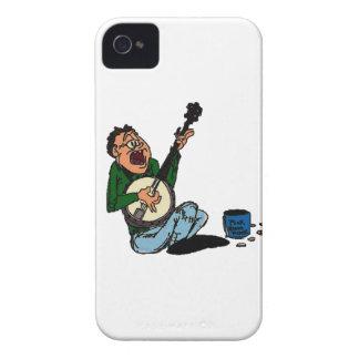 Poor Banjo Picker iPhone4 Case