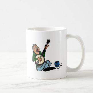 Poor Banjo Picker Mugs