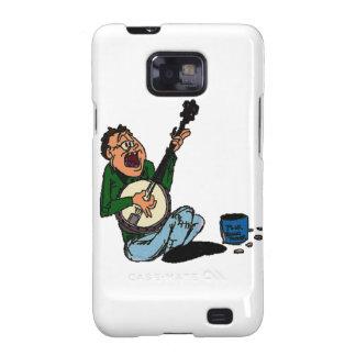 Poor Banjo Picker Samsung Galaxy SII Cover