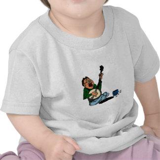Poor Banjo Picker Tee Shirts