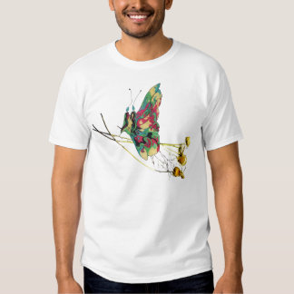 POOR BUTTERFLY SHIRTS