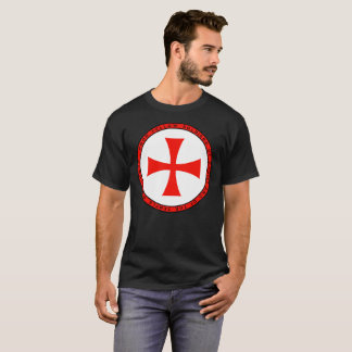 Poor Fellow-Soldiers of Christ and of the Temple T-Shirt