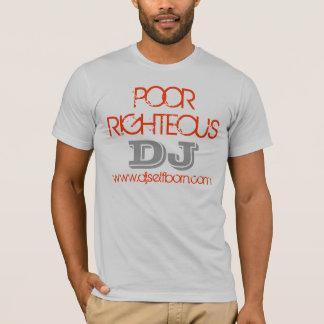 Poor Righteous DJ T-Shirt