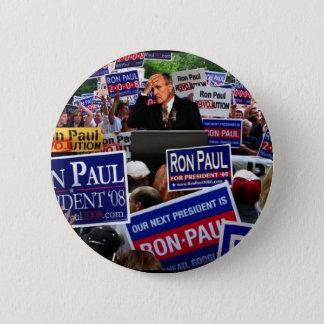 Poor Rudy 6 Cm Round Badge