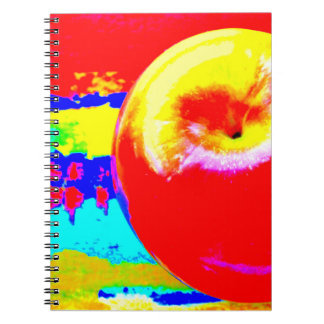 Pop Apple Photo Notebook