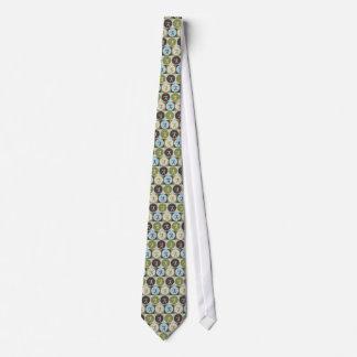 Pop Art Archery Tie