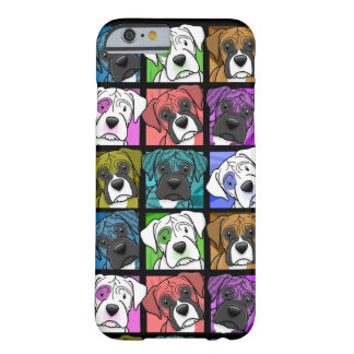 Pop Art Boxer iPhone 6 case Barely There iPhone 6 Case
