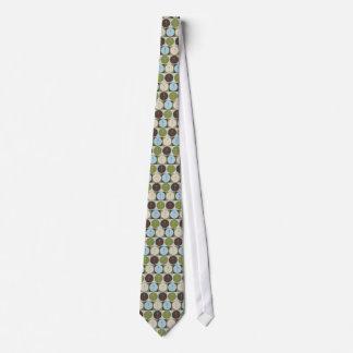Pop Art Chiropractic Tie